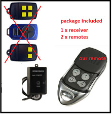 Dominator YSB2/YBS4/DOM501/DOM502/DOM505 Garage Door remote Upgrade receiver Kit