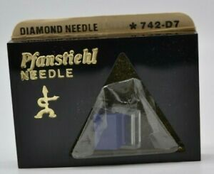 PFANSTIEHL REPLACEMENT DIAMOND NEEDLE AIWA AN-30