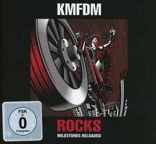 Kmfdm - Rocks: Milestones Reloaded Neuf CD+DVD