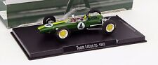 Rare 1/43 Team Lotus 25 Jim Clark Sol90 Barcelona Spain