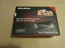 AVerMedia AVerTV Volar Hybrid Q, USB TV Tuner