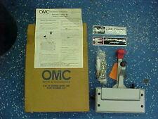Johnson/Evinrude Control Box *NEW* Viintage OMC Original Equipment *RESTORATION*
