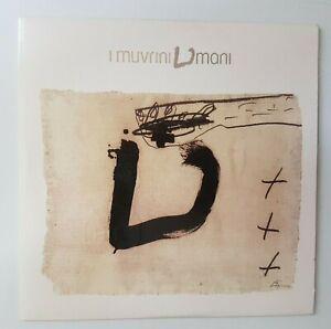 I MUVRINI : UMANI ♦ CD ALBUM PROMO ♦ feat. SOLAAR, STEPHAN EICHER, Luz Casal