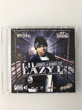 Lil Eazy E, Rebirth Of Gangta Rap - Cd Mixtape. •  REALLY RARE  • 2006.