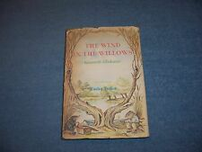 THE WIND IN THE WILLOWS by Kenneth Grahame/HCDJ/Childrens/Literature/Fantasy