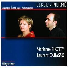 Sonates Pour Violon Et Piano/Fantaisie Basque, New Music