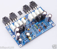 L20 Audio power amplifier 1pc 350W AMP Kit BOARD MONO AMAZING by LJM
