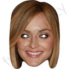 Fern Fearne cotton célébrité carte masque-toutes nos masques sont pré-coupé!