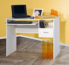 Kinderschreibtisch Schreibtisch Computertisch PC-Tisch weiß buche ahorn eiche
