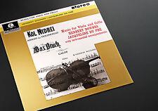 ERC028 (CSD1499) -Music for Viola and Cello - Jacqueline DU PRE - Herbert DOWNES