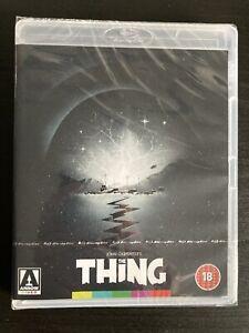 The Thing Blu Ray Arrow Sealed UK