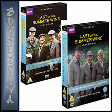 LAST OF THE SUMMER WINE SERIES 17 18 19 & 20 ***BRAND NEW DVD**
