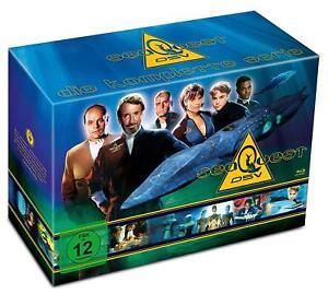 Sea Quest -Seaquest DSV -Complete Series 1+2+3 BRAND NEW SEALED Blu-Ray Region B