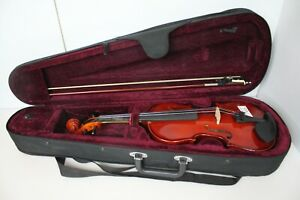 FRANZ HOFFMAN AMADEUS SIZE 3/4 VIOLIN WITH CASE
