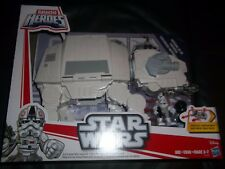 Star Wars Galactic Heroes Imperial AT-AT Walker   figures New in box