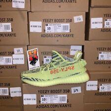 2018 Adidas Yeezy Boost 350 V2 Frozen Yellow Semi Frozen B37572 Sz: 4-14
