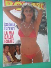 G BOY MUSIC N 37 Raro 1981 I Ferrari Jim Capaldi Franco Dani Patty Pravo