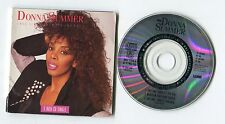 Donna Summer 3-INCH-cd-maxi THIS TIME I KNOW IT'S FOR REAL extended ©1989 - 3-tr