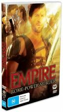 Empire (DVD, 2006, 2 Disc Set) Emily Blunt, James Frain
