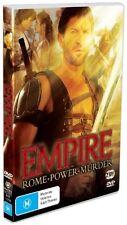 Empire - Rome Power Murder (DVD x 2, 2006) New  Region 4