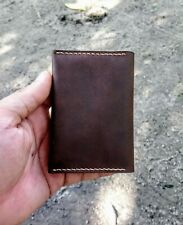 minimal wallet (leather handmade)