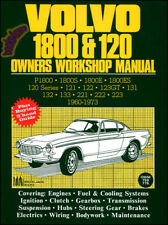 SHOP MANUAL P1800 1800ES SERVICE REPAIR VOLVO BOOK 1800E P 1800 WORKSHOP