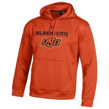 NCAA Oklahoma State Cowboys Mens Team Color Crewneck Sweatshirt Orange X-Large