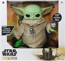 Star Wars The Mandalorian Baby Yoda with Accessories -The Child Baby Yoda Toy