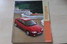 89287) Renault Megane Prospekt 08/1998