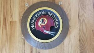 Neat Vintage NFL Washington Redskins Wall Plaque