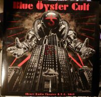 IHEART RADIO THEATER 2012 (2LP)  by BLUE OYSTER CULT  Vinyl Double Album