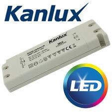 Alimentatore kanlux 3w - 18w Driver 12v DC TRASFORMATORE DI ALIMENTAZIONE PER STRISCIA LED LUCE LAMPADA