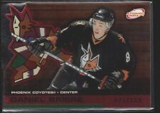 DANIEL BRIERE 2002/03 ATOMIC RED SP /125 #77
