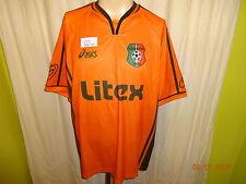 """PFC Lovech Original asics Heim Trikot 1993-1995 """"Litex"""" Gr.XXL"""