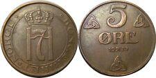 elf Norway 5 Ore 1929