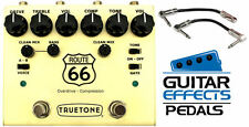 NEW Truetone V3 Route 66 Overdrive LIFETIME WARRANTY! FREE S&H! FREE CABLES!