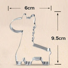 Cake Pastry Bread Mould Tool 1PC Baking Tool Animal Giraffe Cookie Cutter