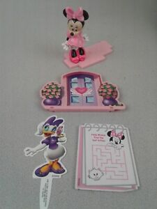 Deco Pac Disney Minnie Mouse happy helpers cake decorating kit  18300