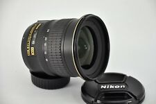 Nikon 12-24mm F4.0 G AF-S DX IF ED  Wide Angle Lens made in Japan UK Seller