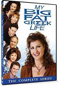 MY BIG FAT GREEK LIFE: COMPLETE SERIES NEW DVD