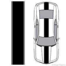 Chevy Camaro Center Racing Stripe 3M Vinyl Decal Kit