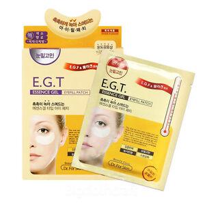 Mediheal Clinic E.G.T Essential Gel Eyefill Patch Box 5pcs - US seller