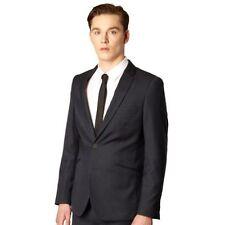Wool Blend Slim Suits & Tailoring for Men