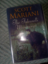 The Fulcanelli Manuscript by Scott Mariani. Hard Back