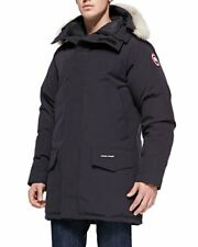 Canada Goose Langford Slim Fit Down Parka with Genuine Coyote Fur Trim Sz 2XL/TG