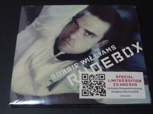 Rudebox by Robbie Williams (England) (CD,DVD, Mar-2011, 2 Discs, EMI)
