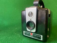 Vintage Kodak Brownie Hawkeye Flash Model Camera Uses 620 Film