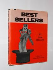 Best Sellers By Tom Sellers. HB/DJ 1980. A Supreme Magic Publication.