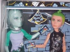 DEUCE GORGON & GIL WEBBER MANSTER MANSTERS MONSTER HIGH MINT IN SEALED BOX