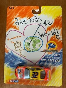 2002 Tide Give The Kids The World NASCAR Die Cast #32 Ricky Craven 1:64 race car